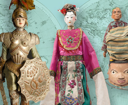 Marionnettes du Bout du Monde <br>EXPOSITION